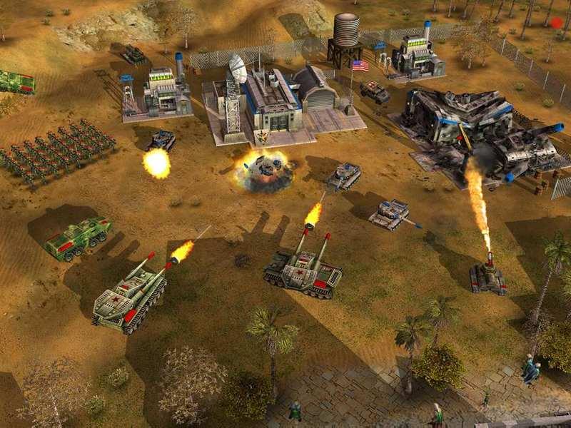 Command & Conquer: Generals Zero Hour (2003/PC/Русский)