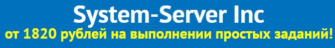 System-Server Inc BKZLg