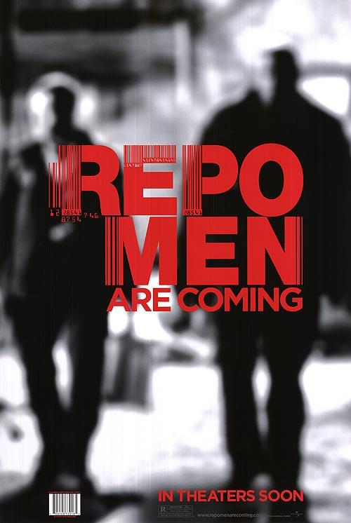 Потрошители / Repo Men (2009)