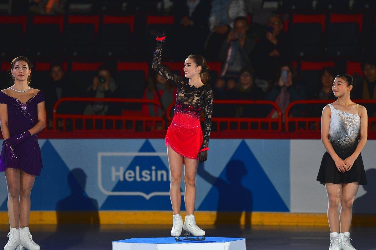 Алина Ильназовна Загитова-2 | Олимпийская чемпионка - Страница 2 ILFKQ