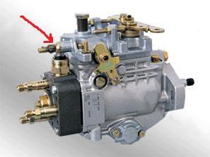 Предлагаем ТНВД Peugeot Boxer 2,5 TD 0 460 494 460.  Состояние после реставрации.
