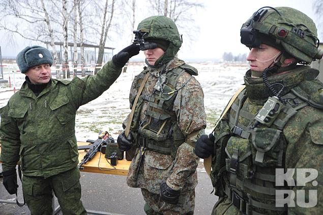 Rusia Rátnik   Soldado del Futuro