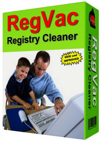 RegVac Registry Cleaner 5.02.09 Full - RUS