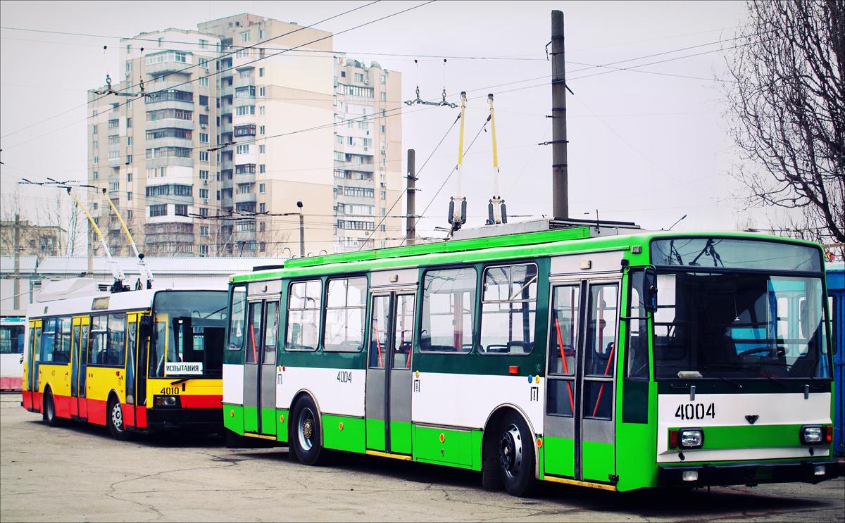 ev.č.34 v Oděse