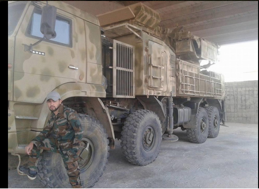 Syrian Armed Forces (Photos, Video) - Page 3 Qvidh