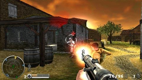 Medal of Honor: Heroes 2 (2007) PSP