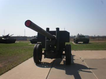М-75 - 107-мм противотанковая пушка (опытная) 0IoLX