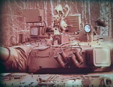 «Объект 219А» - основной боевой танк (опытный) 4Hqcj