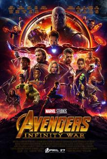 Мстители: Война бесконечности Avengers: Infinity War