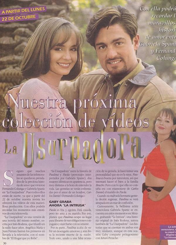 Узурпаторша / La usurpadora - Страница 15 6NGL9