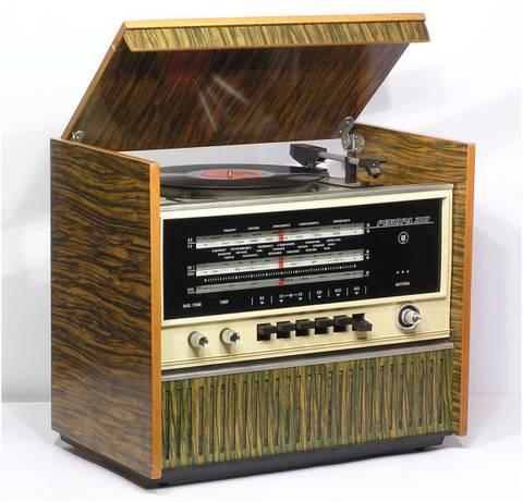 радиоприёмника третьего