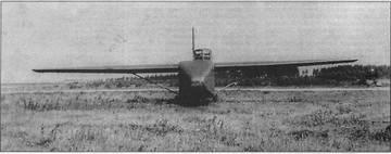 Як-14 - транспортный планер 7yL13