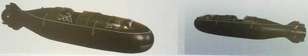 Проект 908 «Тритон-2» - сверхмалая подводная лодка. 84GwW