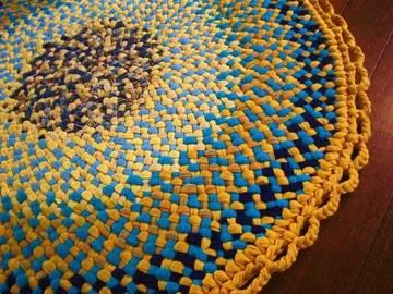 Рукоделие коврик своими руками