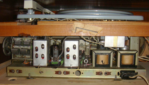 Радиола рекорд 352 схема