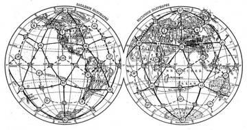Схема чакр