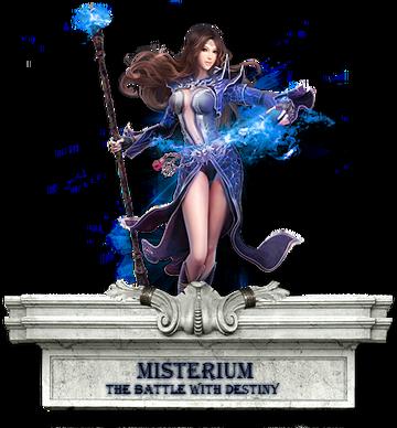 Мистериум - Схватка с судьбой