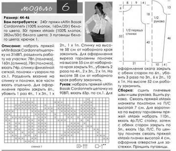 Модели филейным вязанием
