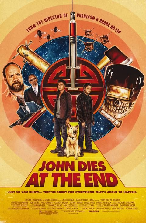 В финале Джон умрет John Dies at the End