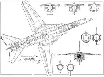 МиГ-23БН (32-23) - истребитель-бомбардировщик EOkYg
