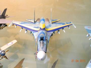 5-я выставка стендового моделизма в Нижнем Новгороде