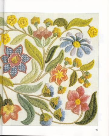 Это вышивка из книги Джейн