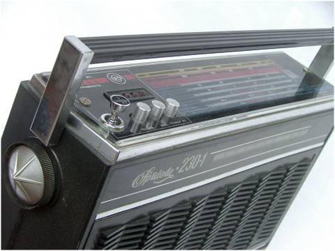 Радиоприёмник 2 класса ''Спидола-230-1'' предназначены для приёма радиостанций в диапазонах ДВ, СВ и пяти...