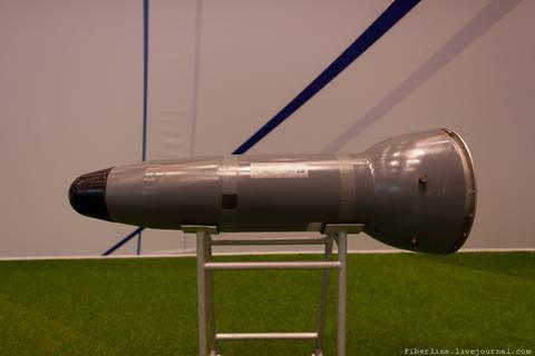 Ядерный боеприпас «83» - боевой блок баллистической ракеты Р-27У комплекса Д-5У. JI3Fs