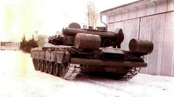 Т-80У («Объект 219АС») - основной боевой танк Jfxtu