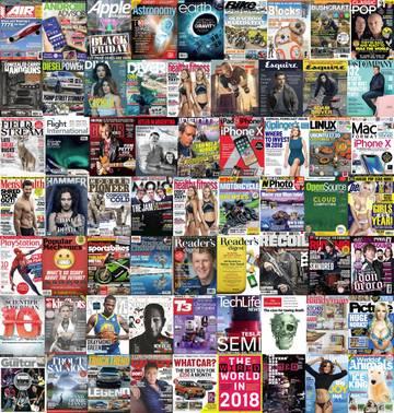 Download Assorted Magazines - November 27 2017 (True PDF) Torrent