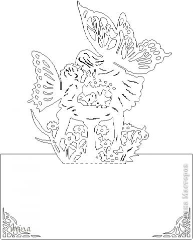Еще схемы киригами