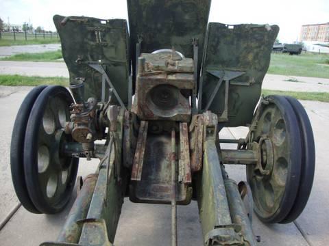 152-мм мортира образца 1931 года («НМ», индекс ГАУ — 52-Г-521) PEjqY