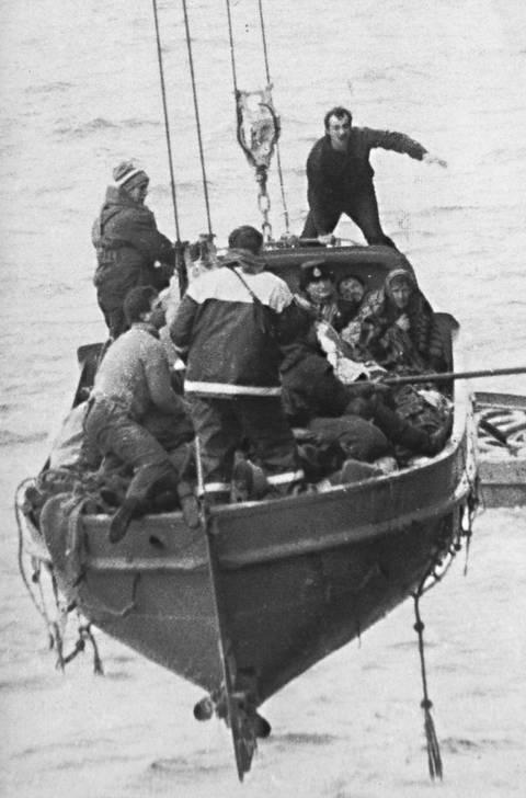 Авария АПЛ К-278 «Комсомолец» в Норвежском море 7 апреля 1989 г. PbJ4f