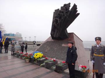 День воина-интернационалиста в г.Днепропетровск