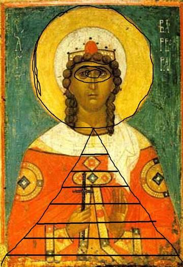 Скрытая символика икон(-ы).