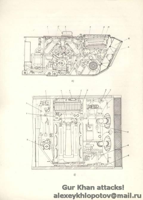 «Объект 021» - ходовой макет перспективного танка VaFTq