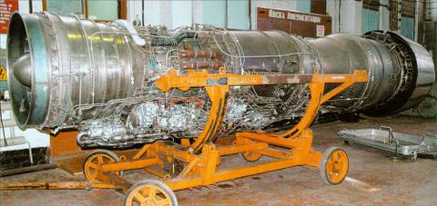 Д-30Ф-6 - авиационный турбореактивный двухконтурный двигатель ZqRGs