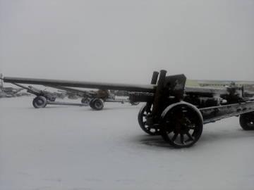 М-75 - 107-мм противотанковая пушка (опытная) Q0ZS6