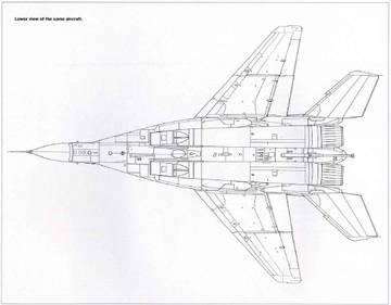 МиГ-29К (9-31) - палубный истребитель TiMhD