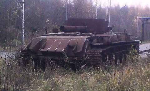 «Объект 477», «Объект 477А» - основной боевой танк (ОКР «Боксёр» / «Молот»). VnaxI