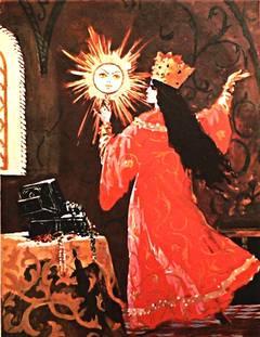 Трёхликое Время в Сказках А.С.Пушкина - прошлое, настоящее, будущее