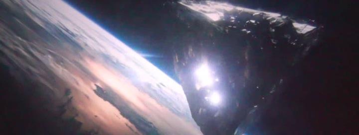Обливион. «Earth is a memory worth fighting for.» Забвение.