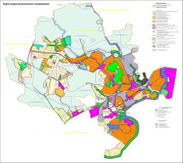 План развития Красногорска