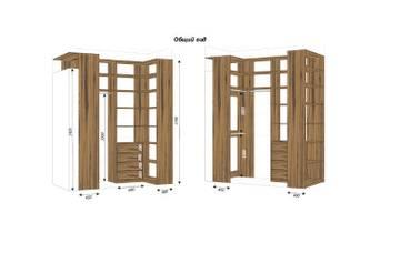 Шкафы-купе и гардеробные по индивидуальным проектам
