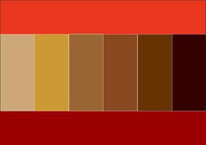 Разбираем цвета и оттенки.