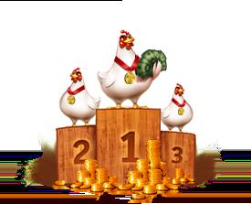 Golden Eggs.com-игра с выводом денег